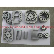 Rotor moteur et noyau statorique