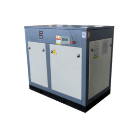 22KW Electric Stationary Screw Air Compressor