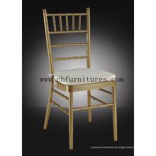 Chinesisch Stackable Tiffany Hochzeit Möbel für Hotel und Bankett Zimmer (YC-A21)