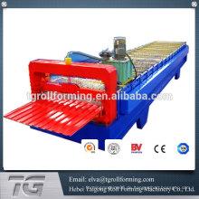 CE-Trapez-Rollladen-Walzenformmaschine