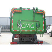 8tons Multifunction Road Sweeper Vehicle / Waste Collection Vehicles / Road Sweeper Truck Xzj5160txs