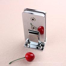 Qualidade da suprimento dobradiça do pivô da porta de chuveiro em latão de 135 graus
