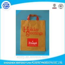 Fabrication de sacs à bandoulière en plastique