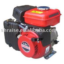 Motor de gasolina refrigerado por aire de 2.8hp a 16hp motor