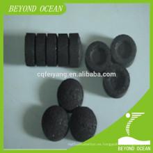 tabletas rápidas al por mayor de la iluminación del carbón de leña para la cachimba shisha