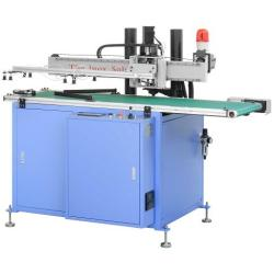 Cutting and Beading Robot for Hardware Production Line