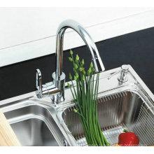 Вертикальный Одиночный Faucet Кухни Ручки