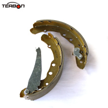 No Dust No Noise cast iron trailer brake shoes