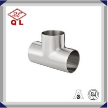 Stainless Steel Sanitary Special Y Type Welded Tee
