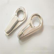 Procesamiento de fresado de aluminio de alta demanda