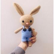 Doudous au Crochet Amigurumi Filet jouets