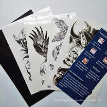Etiqueta especial provisória do tatuagem do corpo Eco-amigável do projeto 280