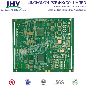 6-Layer Immersion Gold PCB