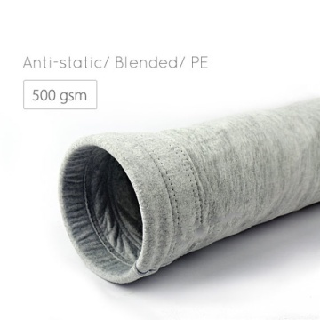 Woven filter cloth filter bag