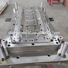 plant processing to connector mold
