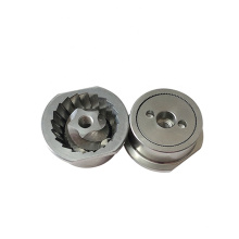 Coffee grinder burr stainless steel coffee machines parts