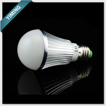 6W High Lumen Dimmable LED Bulb Light