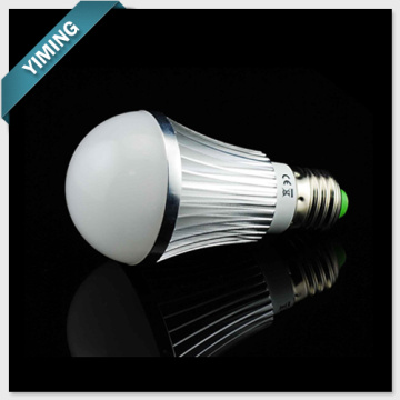 6W haute Lumen ampoule LED Dimmable Light