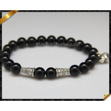 Silver Charms Jewelry Semi Precious Stone Bracelets (CB0122)