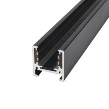 commercial lighting surface magnetic track lighting system