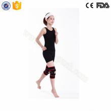 Correa elástico ajustable del proveedor chino profesional para proteger la rodilla