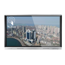 65 inches large-size  interactive smart display