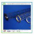 High temperature organo silicone filter cage