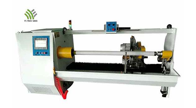 Single Shaft Roll Cutting Machinesmall
