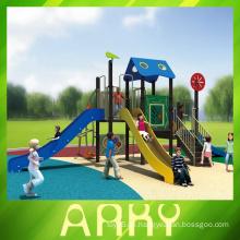 NEUER DESIGN HDPE-Outdoor Spielplatz für Kinder