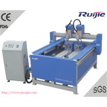 Router CNC multi-funções com rotativo