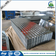 Hot Dipped Galvanized iron corrugated roofing sheet