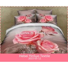 2015 año 3d casa ropa de cama conjunto textil hogar .. algodón