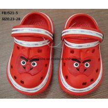 Heißer Verkauf Mode EVA Garten Schuhe für Kinder (FBJ521-5)