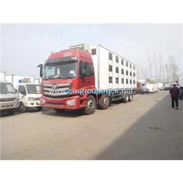 Refrigerated Truck 8X4 Cabinet Capacity 60CBM