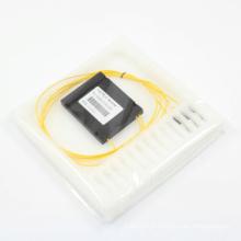 1 * 2 волоконно-оптический разветвитель ПЛК (разъем SC, CATV PON FTTH)