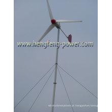 Gerador de energia de vento 600W usar para casa, fábrica