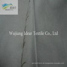 75 * 75 D Polyester Plain Nachahmung Speicher Stoff