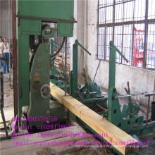 Machine de scie à coupe verticale homologuée CE de haute productivité