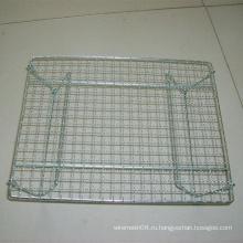 Сплетенной ячеистой сети барбекю/барбекю проволочной сетки