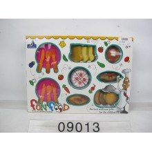 Cutting Fruit Vegetable Toys Set