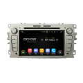 Android Car Multimedia Player for black/Silver FORD Focus