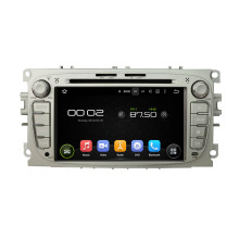 Reproductor multimedia de coche Android para negro / plata FORD Focus