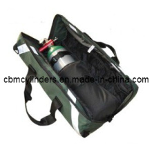 Convenient Portable Medical Oxygen Supply Unit with Carry Bag