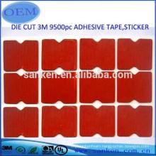 DIE CUT 3M 9500pc ADHESIVE TAPE OR STICKER