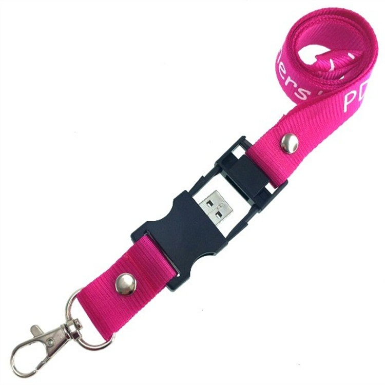 Neck Strap Lanyard Usb Flash Drive