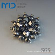 Schuh-Blumen-Wölbung mit Diamanten