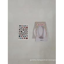 Luminous nail art sticker