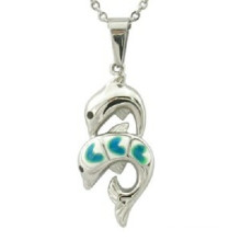 2015 New Dolphin Fashion Charm Pendant