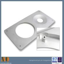 Pieza del OEM del CNC de la precisión que trabaja a máquina
