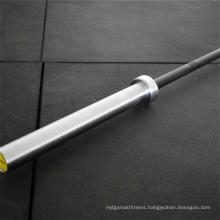 Black Zinc Barbell/Free Weight Lifting Barbell Bar/Hard Chrome Barbells